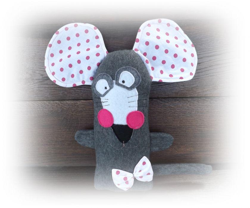 mysz wielkoucha groszki
