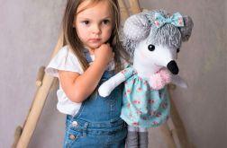 Przytulanka dziecięca myszka