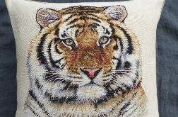 Poduszka gobelinowa Tygrys