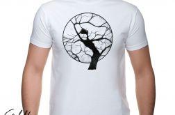 Drzewo - t-shirt męski - różne kolory