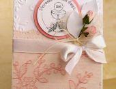 Na I Komunię Świętą róż + biel