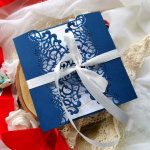 Zaproszenia ślubne okazjonalne na komunię chrzest urodziny  - Zaproszenie 3