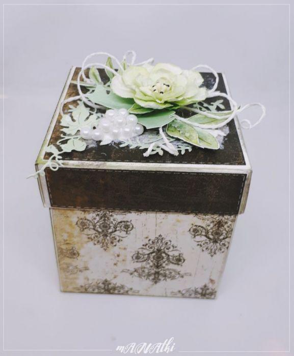 Pudełko...rocznica kapłaństwa...