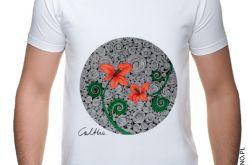 Zawijasy - t-shirt S-5XL (różne kolory)