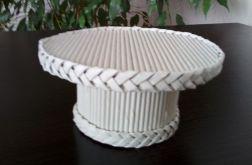 Okrągły stolik dla lalek
