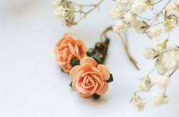 Letnie kwiaty - herbaciane róże