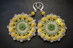 Koralowiec - żółto zielony