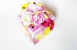 Exploding Box ślubny soczysty piękny!