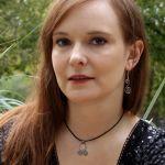 Zawijasy - srebrny wisior 180419-03 - Słowińska biżuteria