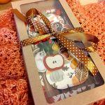 Kartka w pudełku MOC ŻYCZEŃ - Pudełko
