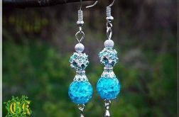 Błękitne kryształki