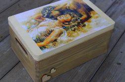 Kufer dla Niej, oryginalny motyw, prezent