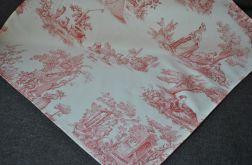 Bieżnik, serweta, obrus scenki rodzajowe 67x67 cm