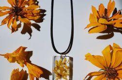 wisiorek naszyjnik z polskim kwiatem