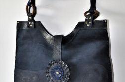 Skórzana torba XXL 6