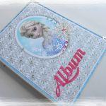 Album kieszeniowy dla dziewczynki