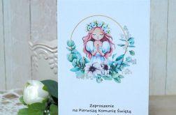 Zaproszenie na I Komunię Świętą - ZK16