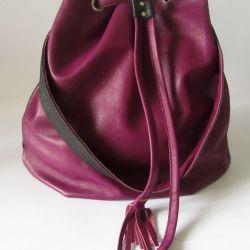 Juti Basic -torebka worek z saszetką