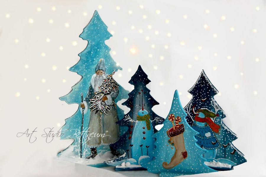"""Choinka """"Santa Claus"""""""