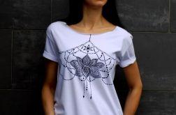 "t-shirt  ""KWIAT LOTOSU"""