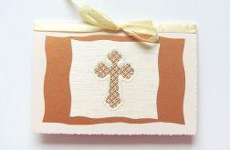 kartka na bierzmowanie lub na chrzest nr2