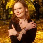 Skosy - miedziana bransoletka 150411-01 - Biżuteria z miedzi