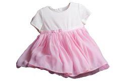 Sukienka dziecięca szyfonowa ROSE