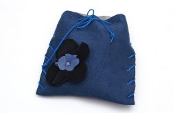 Mała torebka Niebieska