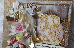 Kartka urodzinowa Bajka