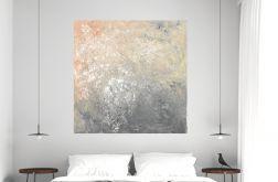 Obraz ręcznie malowany 70x70