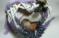 Ptaszek w wiklinowym sercu