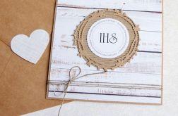 KARTKA KOMUNIJNA :: drewno II