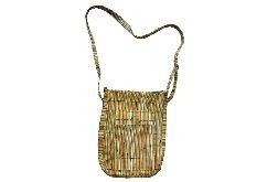 Torebka w bambusowy wzór