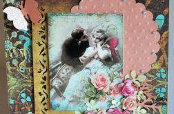 Kartka - Miłość w stylu retro