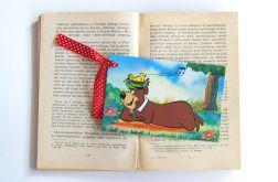 Zakładka do książki -kreskówki-nr1