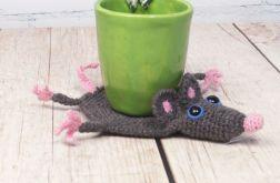 Szczurek - podkładka pod kubek