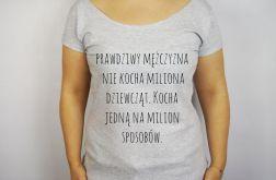Szara koszulka