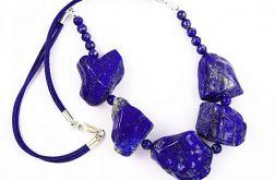 Lapis lazuli, naszyjnik
