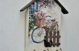 Wieszak Rower (płotek)