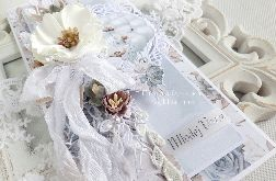 Ślubna kartka w pudełku 233