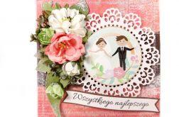 kartka ślubna  #147