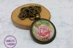 Medalion - Róża - Fabricate