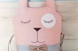 Poduszka królik - ochraniacz, moduł