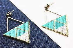 Turkusowe trójkąty