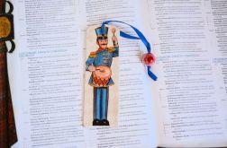 Zakładka do książki - Ołowiany żołnierzyk