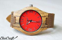 Drewniany zegarek MACAW