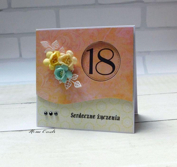 Kartka na 18 #7#