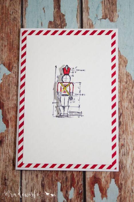 Stempelkowa kartka 1