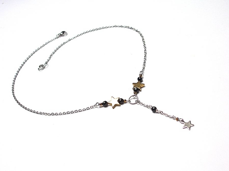 Alloys Collection - Line /star/ choker vol. 5