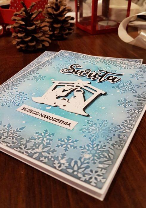 Kartka bożonarodzeniowa KH191013